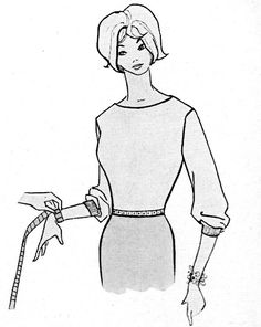 The Rundschau System for Cutting Ladies' Coats - Women's Cutter and Tailor - The Cutter and Tailor