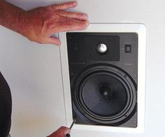 How To Install In-Wall Speakers | Sound & Vision