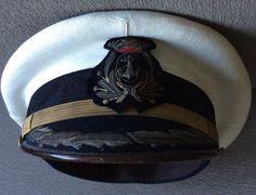 Gorra de plato de jefe de Cuerpo General de la Armada. 1936/1941.