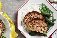 Hawaiian Pork Meat Loaf