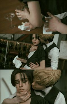 Killing Stalking / Yoonbum And Sangwoo / Cosplay / #ks