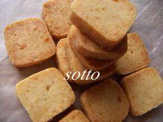 濃&簡単シンプル♥チーズ♥チーズクッキーの画像