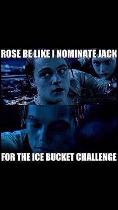 ice bucket challenge...