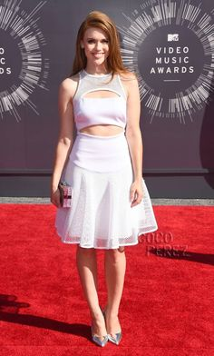 Holland Roden in Milly (MTV Video Music Awards)