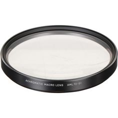 Sigma AML72-01 Close-Up Lens For Sigma 18-300mm f/3.5-6.3 DC OS HSM