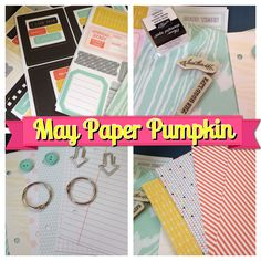I'm hoping my Paper Pumpkin kit is delivered today! These gift bags looks so cute! I especially love the tiny wooden clothespins! Pumpkin Crafts, Paper Pumpkin, Wooden Clothespins, Craft Kits, Gift Bags, Stampin Up, Scrapbook, Collages, Sweet