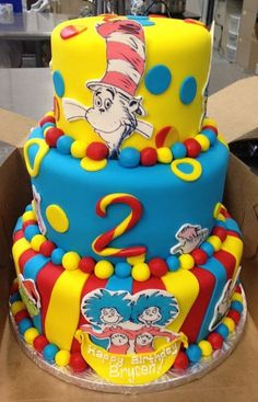 Dr. Suess baby shower ideas | Emily did such a great job with the decor for the party. Description from pinterest.com. I searched for this on bing.com/images