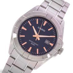 MTP-1308D-1A2 Casio Watch Gents Watches, Watches For Men, Casio Quartz, Couple Watch, G Shock, Casio Watch, Stainless Steel Case, Quartz Watch, Omega Watch