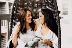 Bella Army rejoice, the WWE's famed Bella Twins, Brie and Nikki Bella, will open the first-ever pop-up shop for Birdiebee, their signature line of The Fabulous Moolah, Bella Sisters, The Bella Twins, Nxt Divas, Total Divas, Nikki And Brie Bella, Great Minds Think Alike, Wwe S, Raw Women's Champion