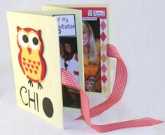 Chi Omega Scrapbook--big/little gift? I think yes. Now I just need to get it done before Thursday...