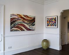 Elemental / white crest and Klint / CHRM at Bath Contemporary
