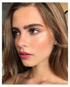 Natural Summer Makeup, Natural Makeup For Brown Eyes, Natural Makeup Looks, Simple Makeup, Fresh Makeup Look, Light Makeup Looks, Natural Everyday Makeup, Makeup Looks Everyday, Natural Beauty