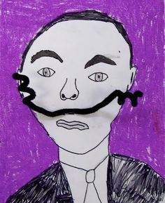 Dali Art Projects for Kids