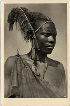Young Maasai in Kenya. The Manuscripts and Archives Digital Images Database (MADID)
