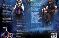 Interior do CD - Trio Amadeus