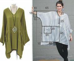Sewing Pattern/ Túnic
