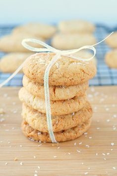 Step by step Eggless Coconut cookies. How to make quick and easy eggless coconut cookies. A perfect tea time cookie prepared with unsweetened desiccated coconut.