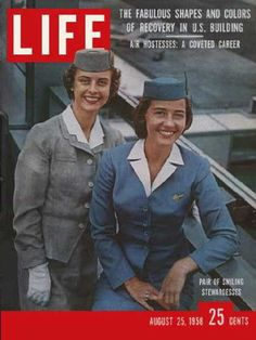 Life - Air's glamour girls