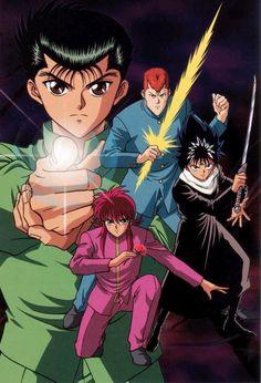 yu yu hakusho is a great show!