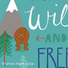 Sneaky peak of what I've been working on for @peppyinkdesign. You can buy my work from their website from the 5th May. http://www.peppyink.com #bear #bears #mountain #adventure #wild #quote #handtypography #type #typography #childrensprints #licensing #artlicensing #illustration #art #illustratorsoninstagram #print #prints #peppyink #colour #character #characterdesign #characterillustration #quote #quotes #wildandfree #slogan #boyswear #design