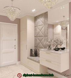 How to Begin Your Interior Design Career Home Entrance Decor, House Entrance, Diy Home Decor, Entryway Ideas, Decor Room, Room Design Bedroom, Home Room Design, House Design, Indian Bedroom Design