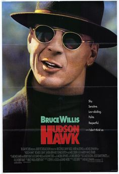 Hudson Hawk movie poster