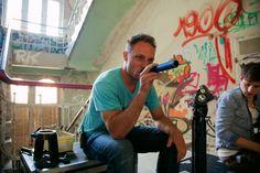 Dreharbeiten im Anscharpark Kiel, Juli 2014 Foto: Frank Schmerschneider Fictional Characters, Movie, Kiel, Fantasy Characters