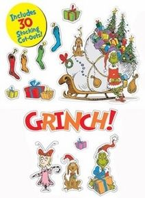 Eureka - Dr Seuss The Grinch Bulletin Board Set on sale now! Buy all of your school supplies at DK Classroom Outlet and save! Bulletin Board Sets, classroom decorations, and more. Grinch Halloween, Grinch Christmas Party, Grinch Who Stole Christmas, Grinch Party, Christmas Bunting, Christmas Shows, A Christmas Story, Christmas Birthday, Christmas Projects