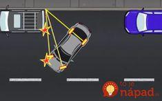 Ani pozdĺžne parkovanie nie je také zložité, keď viete, ako na to.Ak vám robí problémy, naučte sa tento jednoduchý trik. Vďaka nemu už zaparkujete bez problémov takmer kdekoľvek!    Hoci v autoškole učia parkovať každého, mnohí naučené
