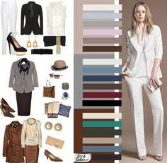 Як поєднувати кольори в одязі - фото 3