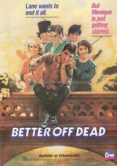 Better of dead one of my favourite 80s movie