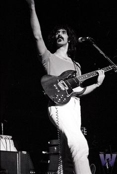 Frank Zappa Fine Art Print - Vintage concert & sixties genre photos including rock concerts at the Fillmore, Fillmore East , and Winterland at Wolfgang's Vault.