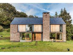Ēkas fasādes apdare – moderni un oriģināli risinājumi | ABC.LV | Celtniecība, būvniecība, remonts, interjers, arhitektūra