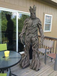 Je s'appelle Groot