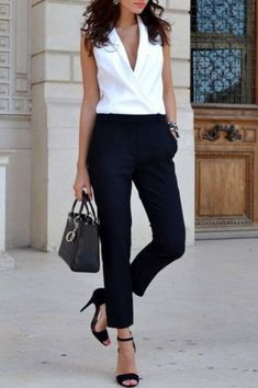 Work Outfits Women Business Casual 06