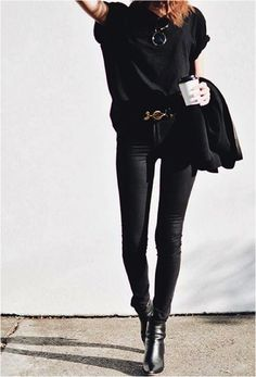 3 Eye-Opening Unique Ideas: Urban Fashion For Men Dresses urban wear cyberpunk.Urban Fashion Ideas For Women urban fashion ideas for women. Fashion Mode, Look Fashion, Urban Fashion, Trendy Fashion, Autumn Fashion, Fashion Trends, Fashion Ideas, Feminine Fashion, Rock Style Fashion