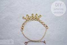 DIY_JumpRing_Necklace_Gold