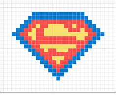 logo superman - L'univers des 10 doigts