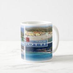 IT Italia - Liguria - Varigotti - Coffee Mug - diy cyo customize create your own personalize