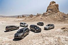 The Big Test: 2014 Three-Row Crossovers - Motor Trend