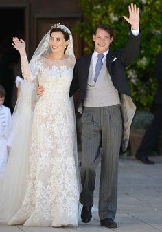 La boda religiosa de Félix de Luxemburgo y Claire Lademacher