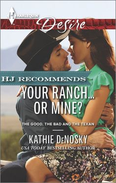 REVIEW: Your Ranch...Or Mine? by Kathie DeNosky