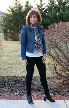 What I Wore + 31 Days of Winter Fashion
