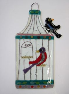 fused glass by LiNdA WiLSoN