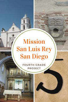 Just north of San Diego, San Luis Rey is one of the most beautiful missions. California Missions, California Travel, San Diego Mission, Mission Projects, Travel Expert, Students, History, Kids, Inspiration