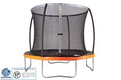 8'ft. Trampoline & Safety Net Enclosure Combo