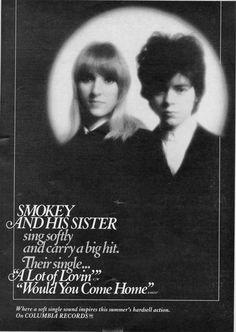 Smokey & His Sister - A Lot Of Lovin' (1967)