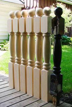 Century Porch Post Inc. - Wooden Posts