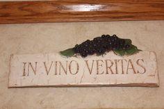 Kitchen Italian sign.