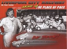 Automoto Bookshop - More of The Place of Pace: Liverpool City Raceway 1967 - 1989 (Volume 2), $65.95 (http://www.automotobookshop.com.au/more-of-the-place-of-pace-liverpool-city-raceway-1967-1989-volume-2/)